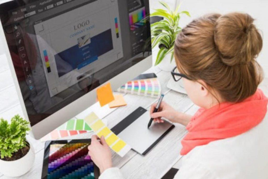 paleta de colores para creación de logo con geometría sagrada
