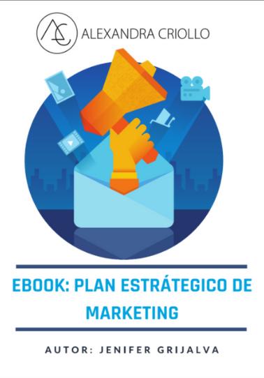 Ebook/ Plan Estratégico de Marketing
